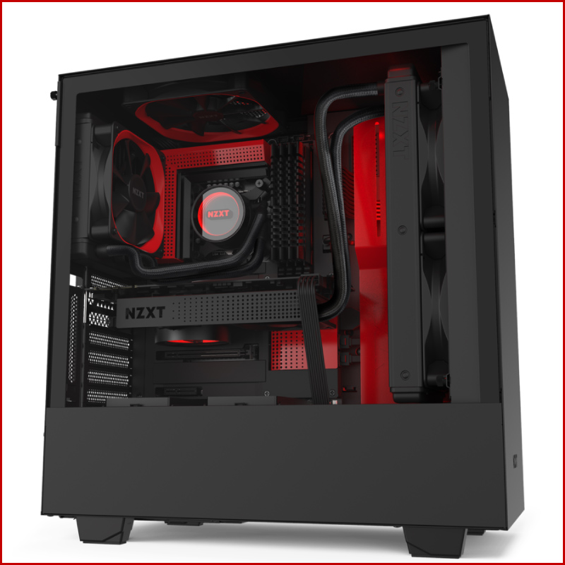Case may tinh NZXT H510i Matte 1