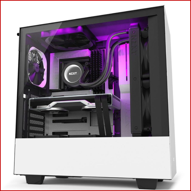 Case may tinh NZXT H510i Matte