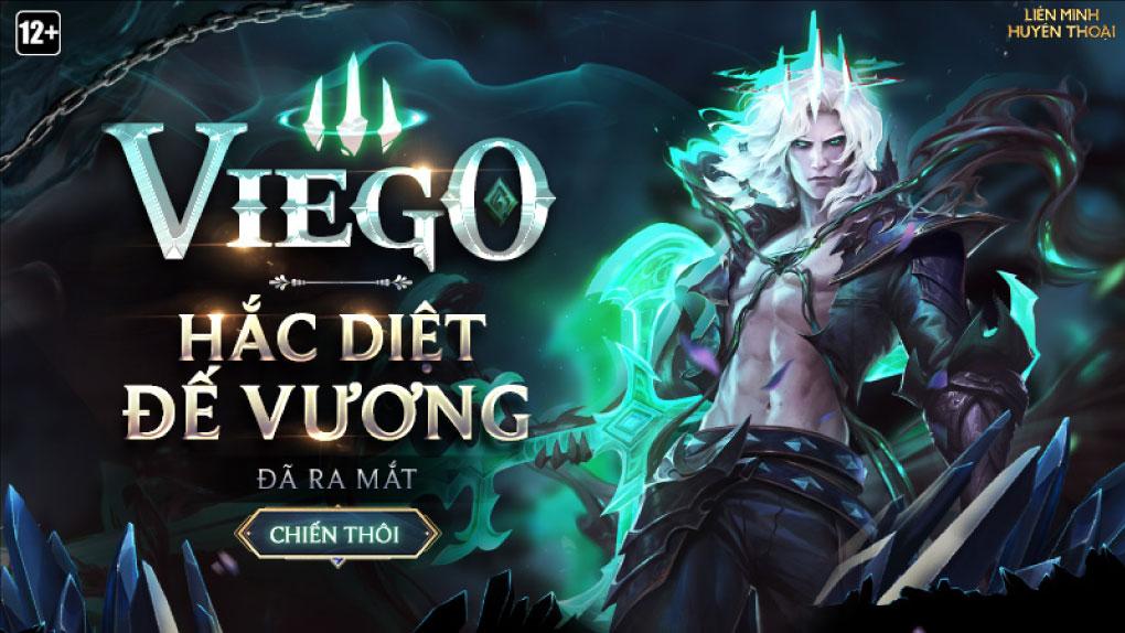 LMHT Tuong moi Viego chinh thuc ra mat Hac Diet De Vuong