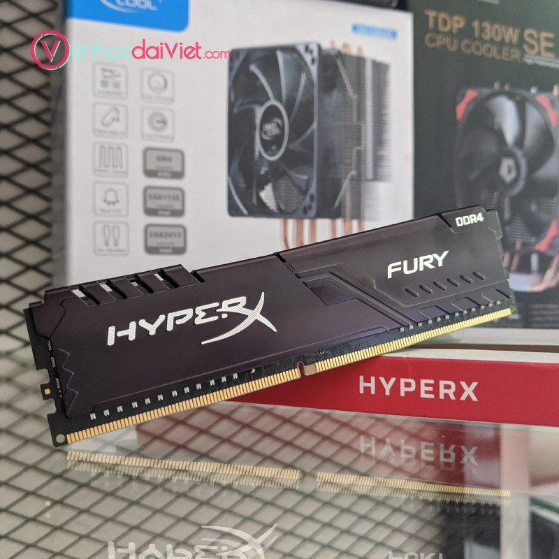 RAM DDR4 Kingston Hyper X Fury 8GB 2666 HX426C16FB38 1