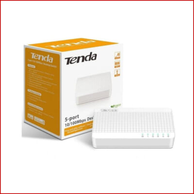 Switch Tenda S105 5 Port 100 Mbps