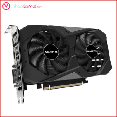 VGA Gigabyte GTX 1650 WINDFORCE D 6 4G 1