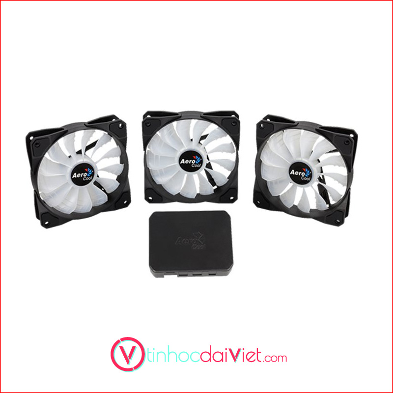 Bo Fan Case Aerocool P7 F12 Pro 3 Fan RGB Sync 1