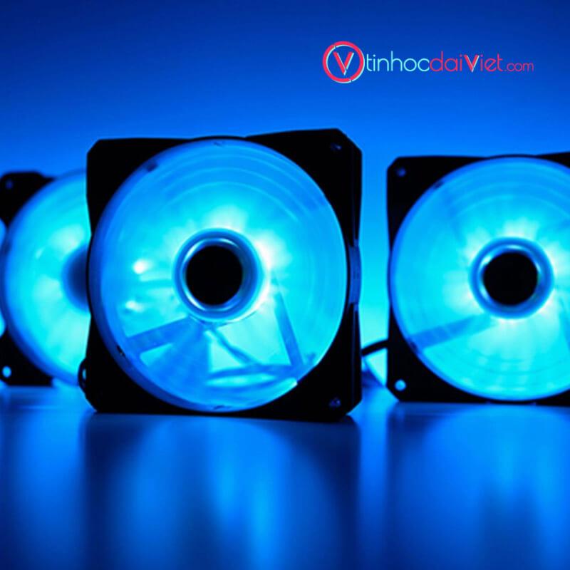 Bo Fan Case Aerocool P7 F12 Pro 3 Fan RGB Sync 4