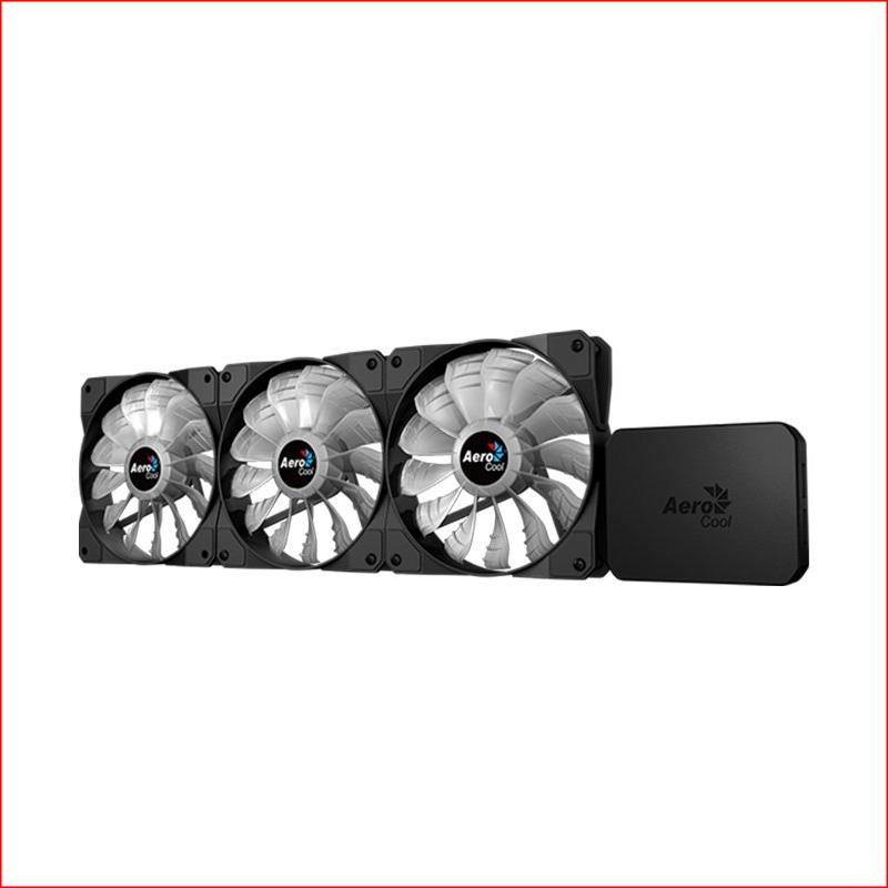 Bo Fan Case Aerocool P7 F12 Pro 3 Fan RGB Sync