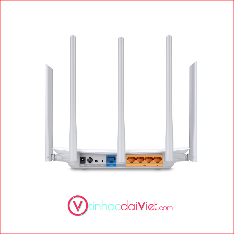 Bo Phat Wifi TP Link Archer C60 V3 Wireless AC 1350Mbps 2