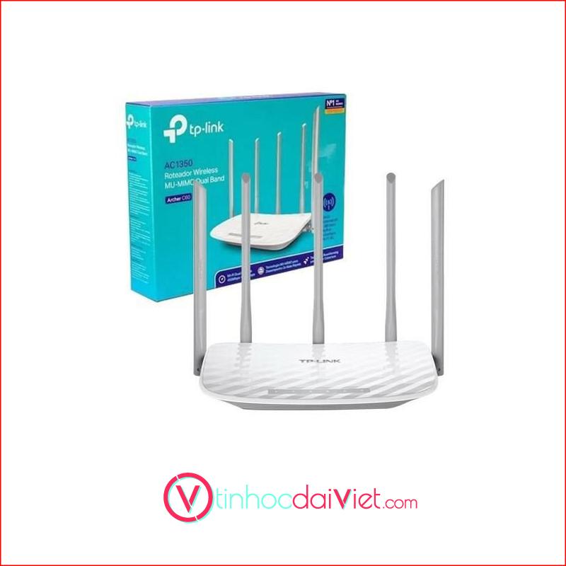 Bo Phat Wifi TP Link Archer C60 V3 Wireless AC 1350Mbps 3