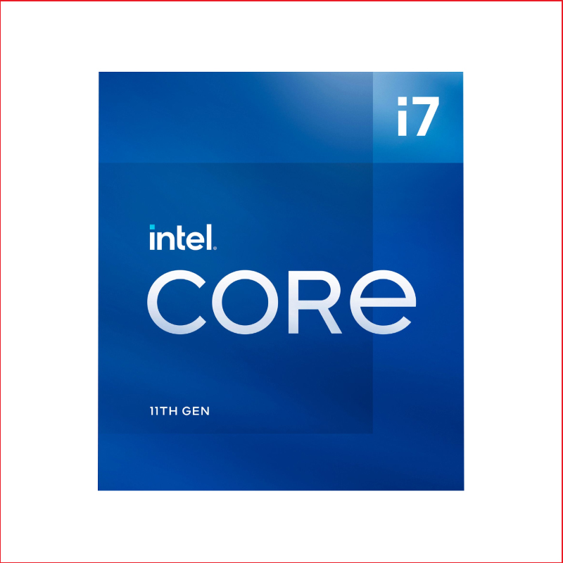 CPU Intel Core I7 11700 11700F 11700K Gen11 Rocket Lake 1
