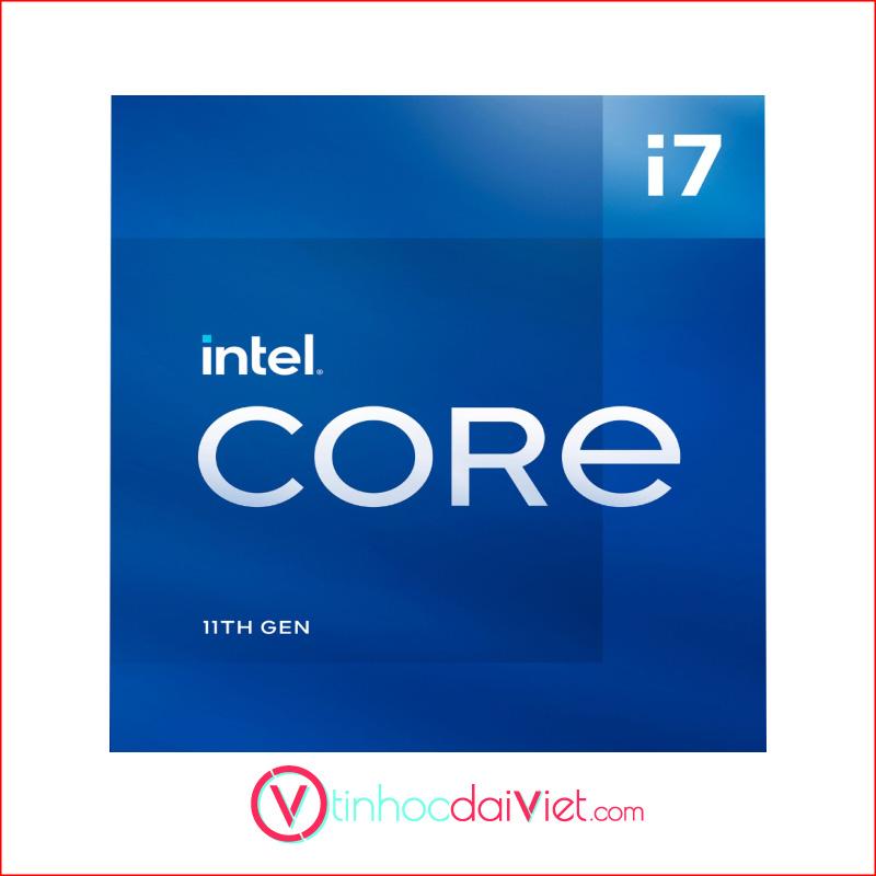 CPU Intel Core I7 11700 11700F 11700K Gen11 Rocket Lake 2