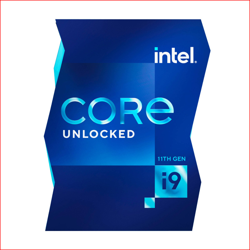 CPU Intel Core I9 11900 11900K 11900F Gen11 Rocket Lake