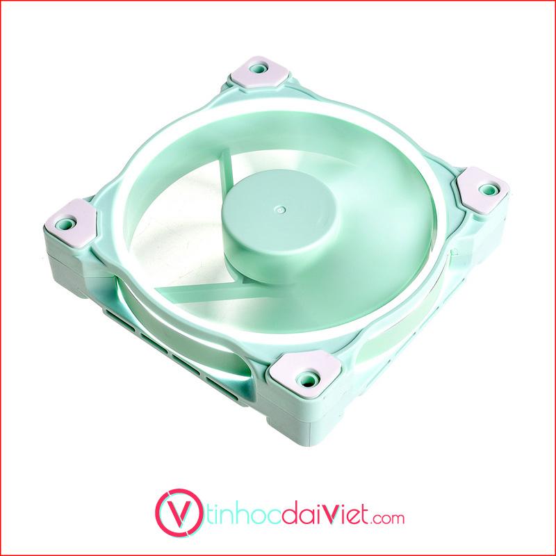 Fan Case ID Cooling ZF 12025 Pastel Green 2
