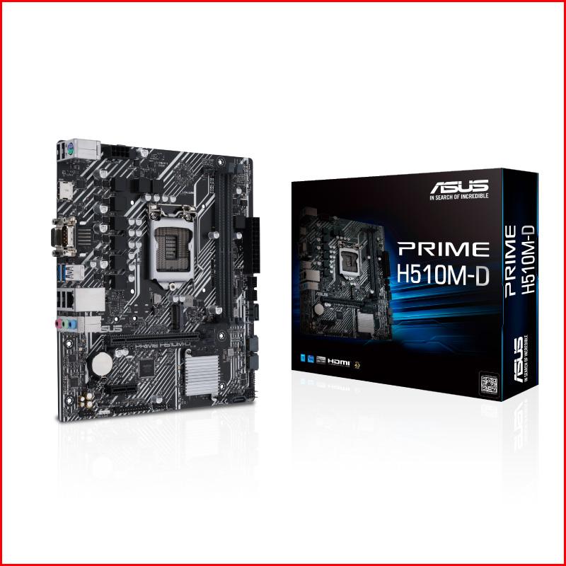 Mainboard Asus Prime H510M D 3