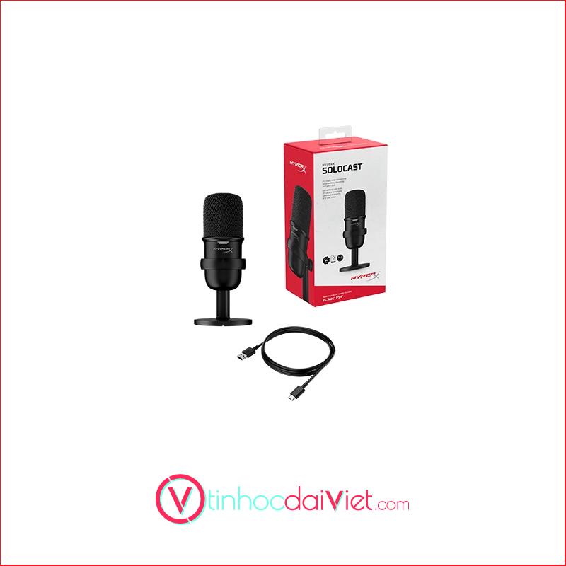 Microphone Kingston HyperX Solocast 3