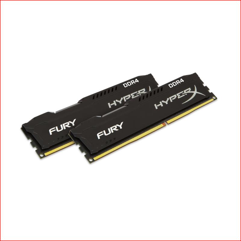 RAM DDR4 Kingston Hyper X Fury 16GB 3200 MHz RGB