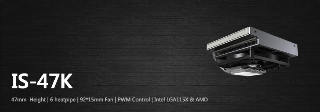 Tan Nhiet Khi CPU ID Cooling IS 47K