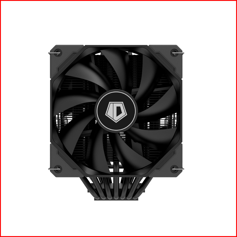 Tan Nhiet Khi CPU ID Cooling SE 207 XT Black 1