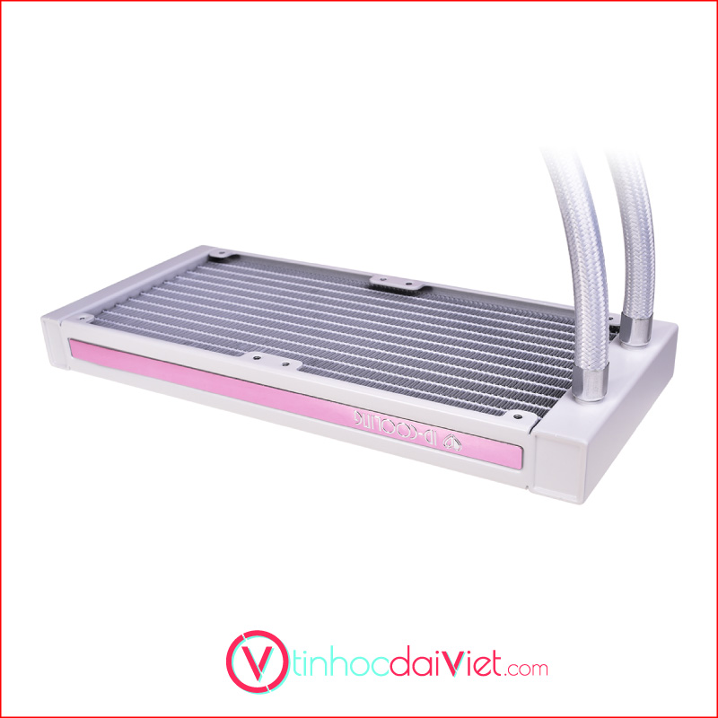 Tan Nhiet Nuoc AIO ID Cooling PinkFlow 240 4