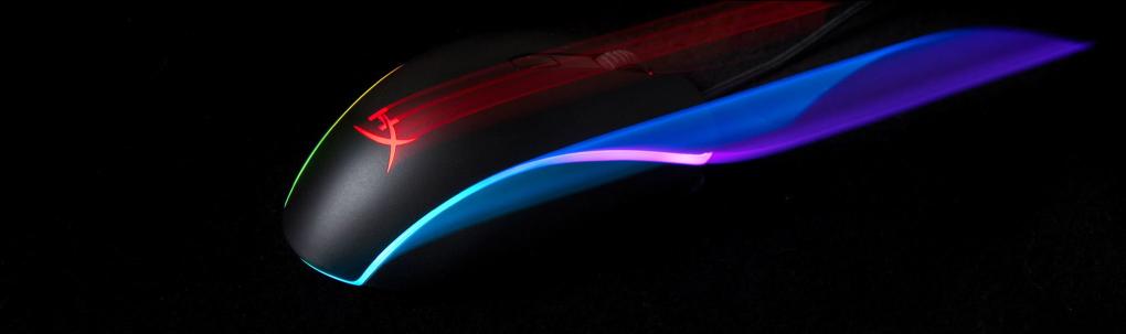 chuot kingston hyperx hieu ung 360 do RGB sinh dong ruc ro