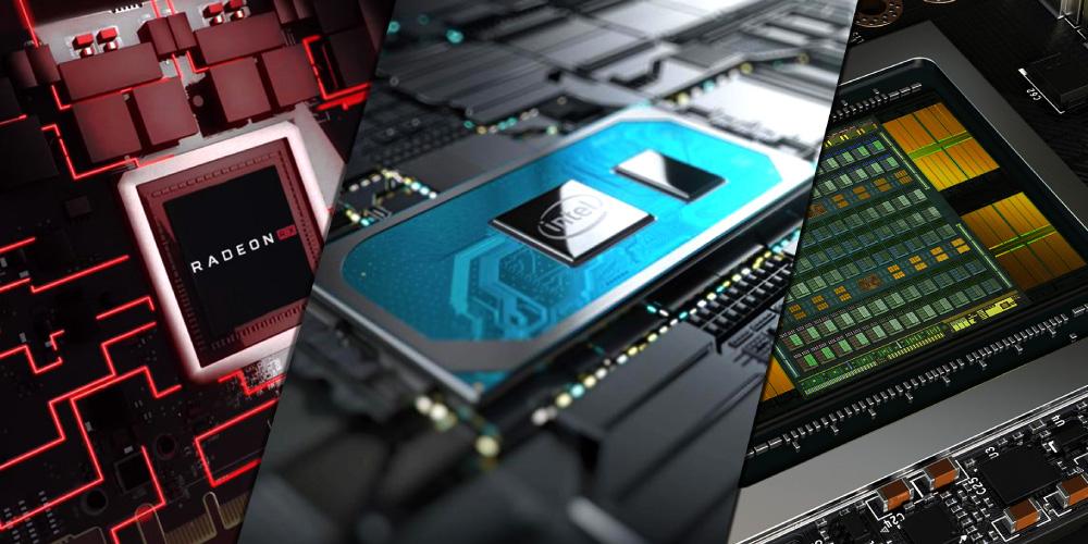 nvidia chiếm thị phần cao về GPU trong quý 4 năm 2020