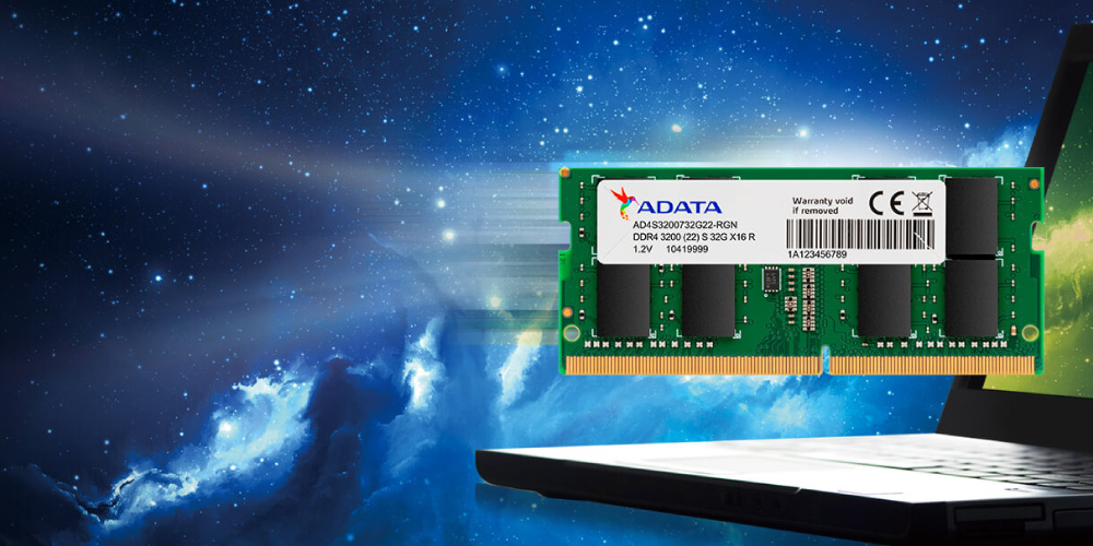 ram laptop adata premier 8gb 16gb 32gb 3200mhz DDR4 4