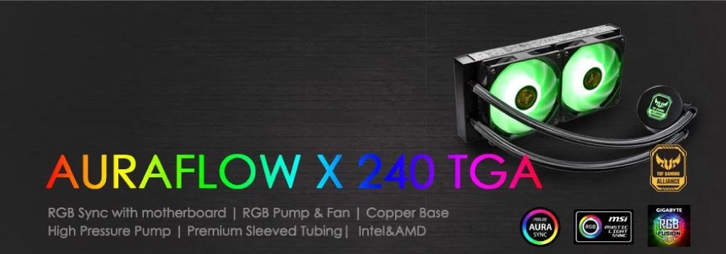 tan nhiet nuoc id cooling auraflow x 240 tga