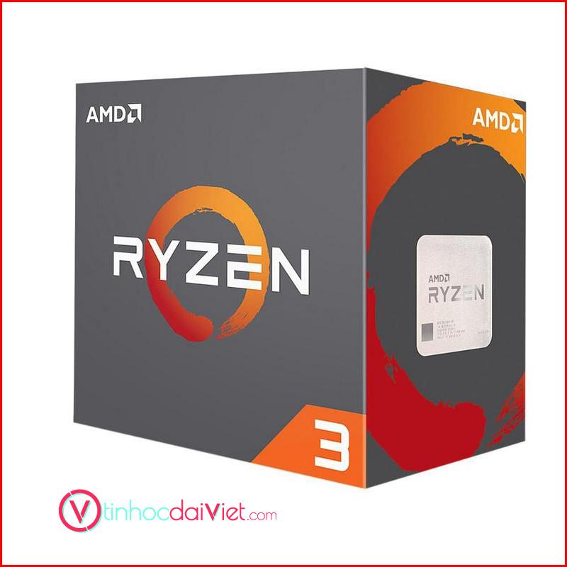 CPU AMD Ryzen 3 Pro 4350G Renoir 3.8 GHz up to 4.0 GHz 4 core 8 Thread Socket AM4 1