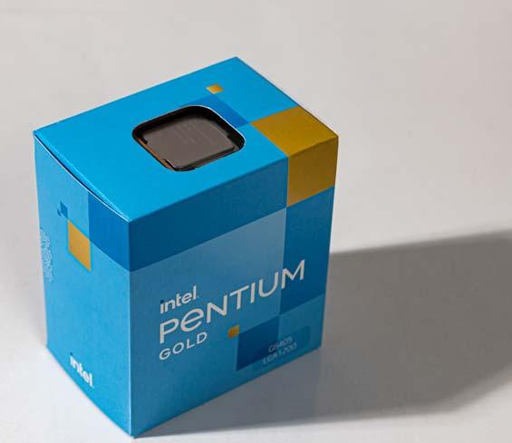 CPU Intel Pentium Gold G6405 2C 4T4.1GHzDDR4 2666