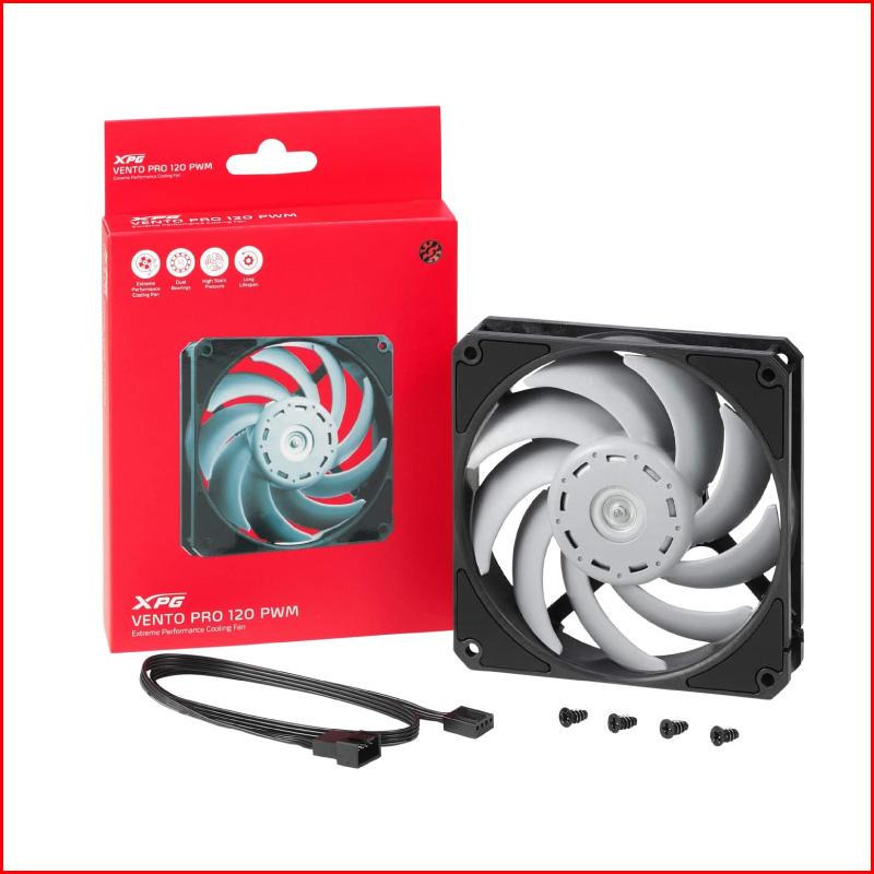 Fan Case Adata XPG Vento Pro 120 PWM