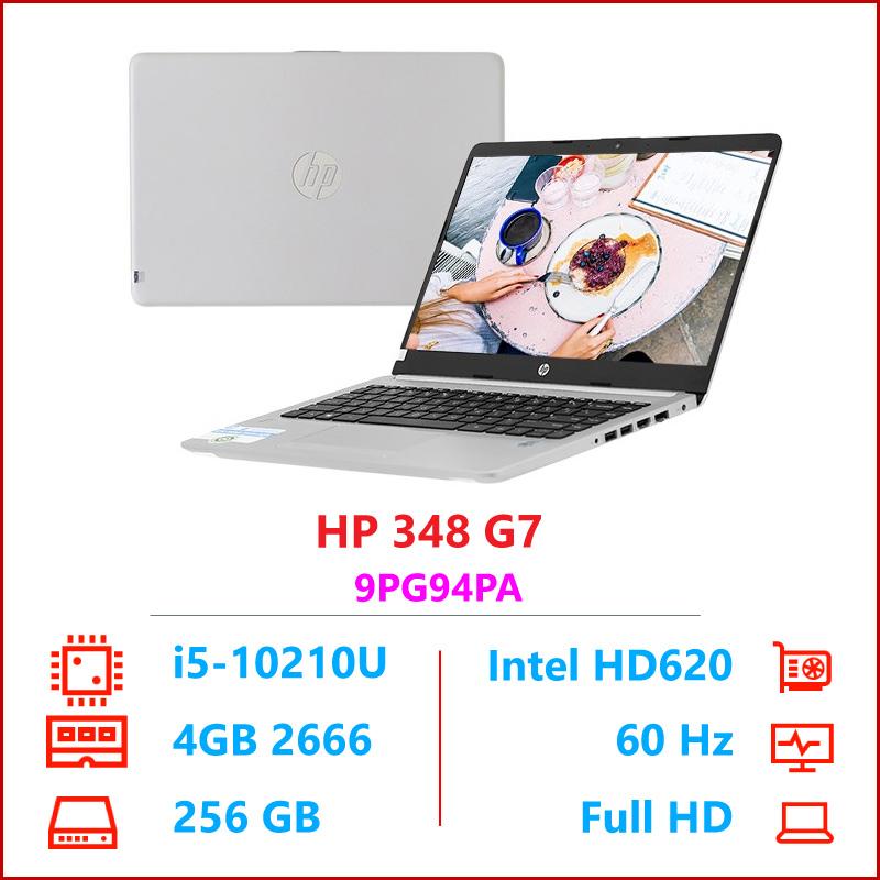 Laptop HP 348 G7 9PG94PA Bac i5 10210U4GB RAM256GB SSD
