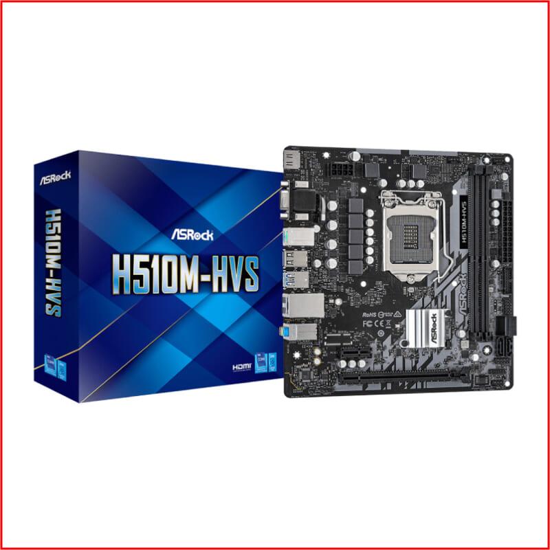 Mainboard Asrock H510M HVS Socket LGA 1200 Intel Gen 11