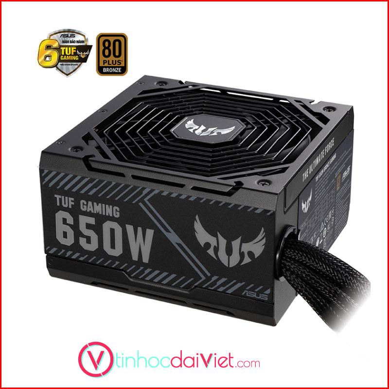 PSU Nguon May Tinh Asus Tuf Gaming 650W Bronze 1