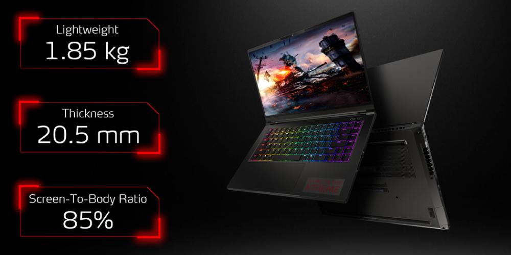 laptop gaming notebook adata xpg xenia 4