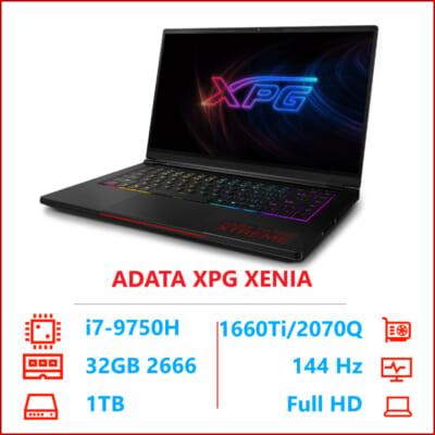 laptop gaming notebook adata xpg XENIA