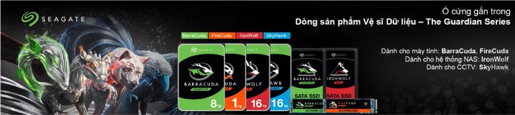 Phân loại HDD Seagate