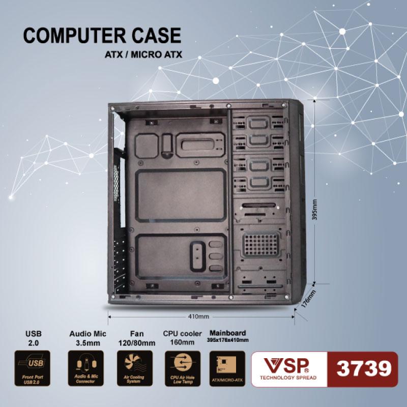 Case Thung may Vision VSP 3739A Khong Kem San Fan