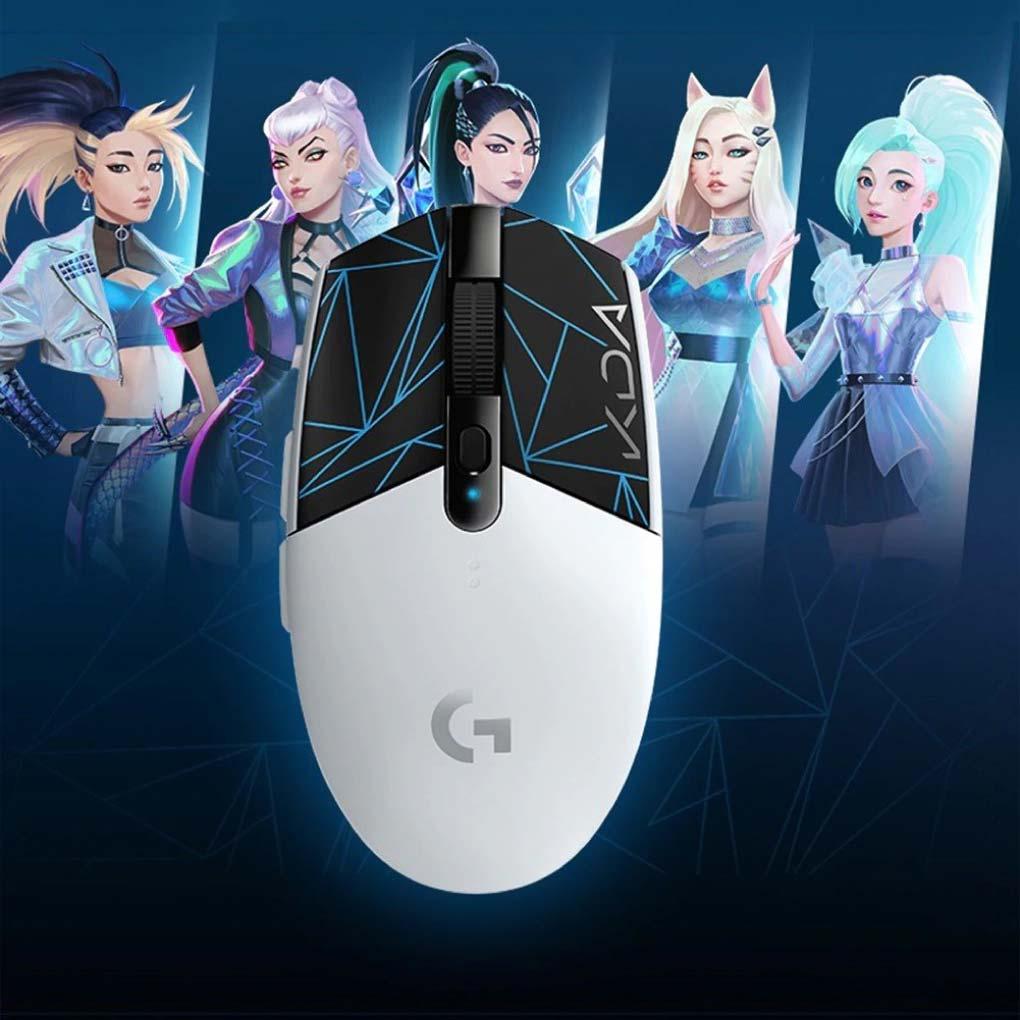 Chuot Gaming Khong Day Logitech LightSpeed KDA G304