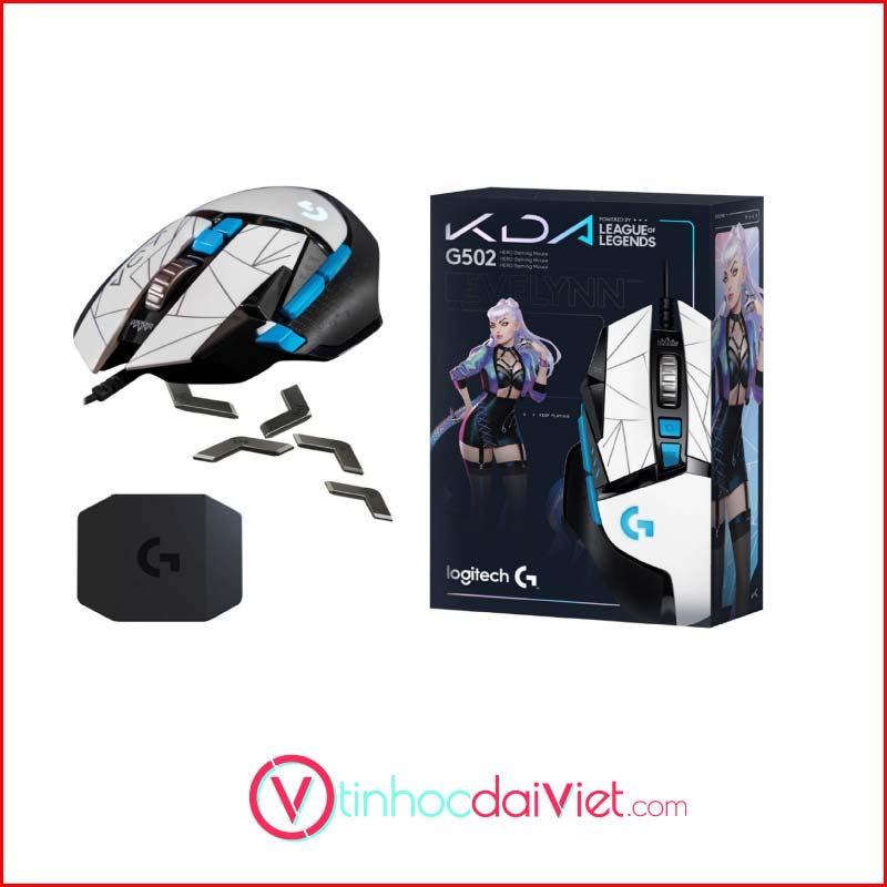 Chuot Gaming Logitech Hero G502 KDA 2