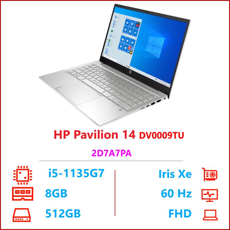 Laptop HP Pavilion 14 DV0009TU
