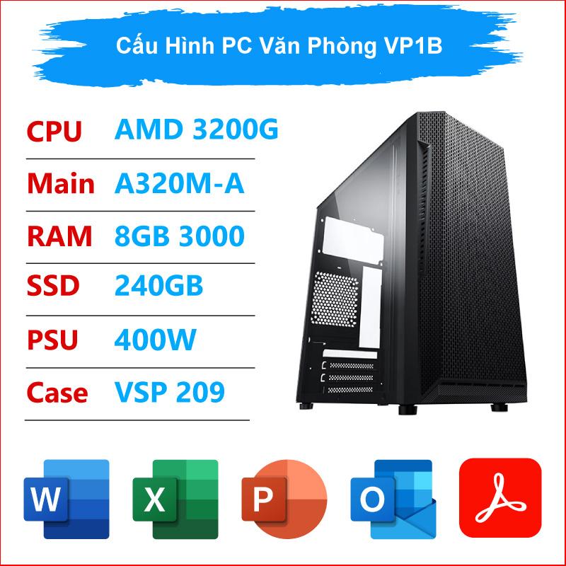 May Tinh Van Phong THDV AMD VP1B