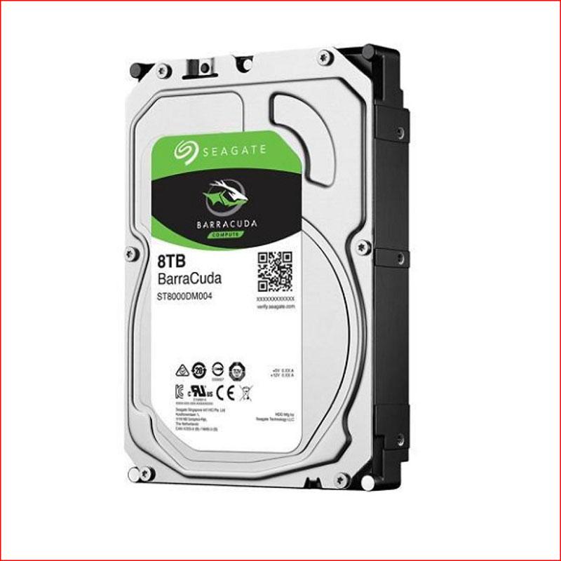 O Cung HDD Seagate BarraCuda 8TB ST8000DM004