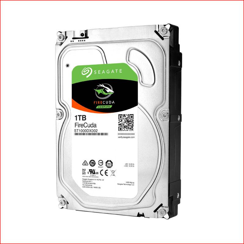 O Cung HDD Seagate FireCuda 1TB ST1000DX002