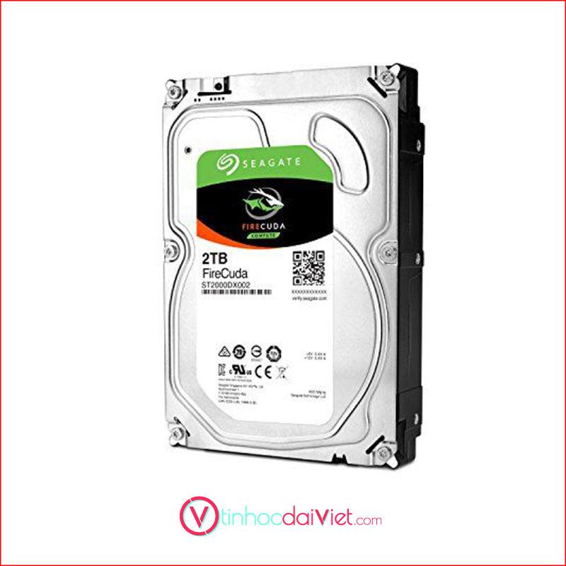 O Cung HDD Seagate FireCuda 2TB ST2000DX002