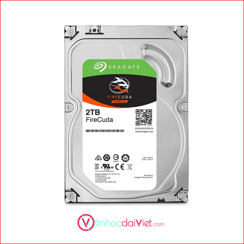 O Cung HDD Seagate FireCuda 2TB ST2000DX002 1