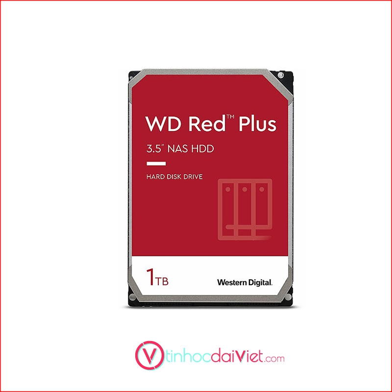 O Cung WD Red 1TB WD10EFRX Sata III64MB5400RPM 2