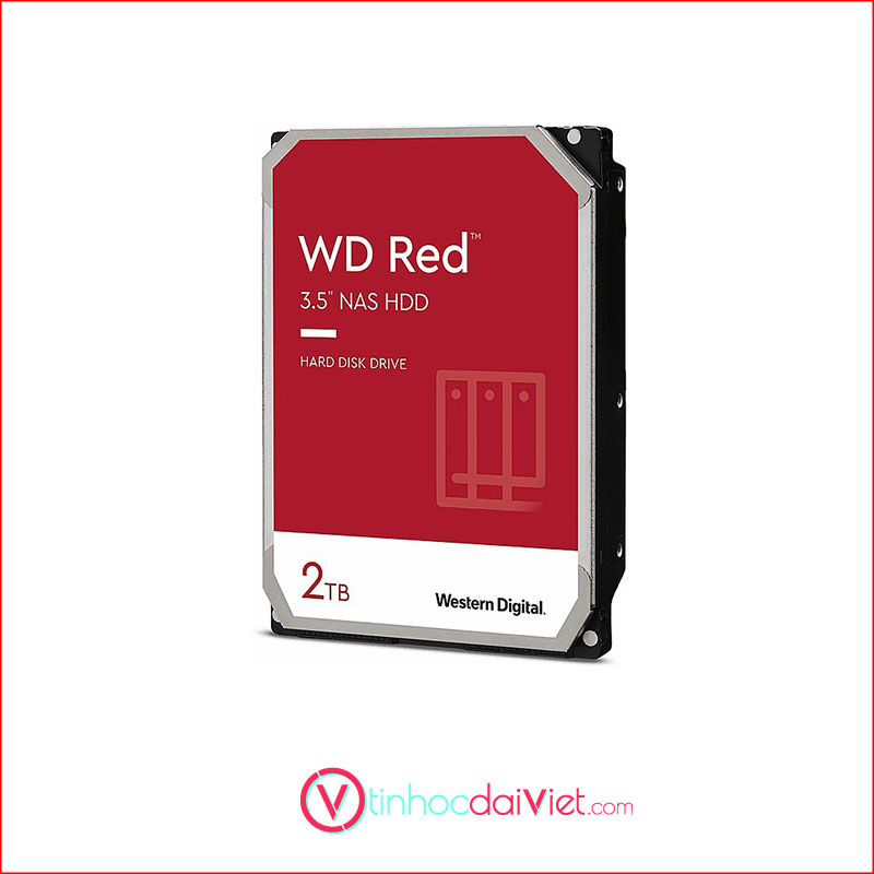 O Cung WD Red 1TB WD20EFAX Sata III64MB5400RPM 2