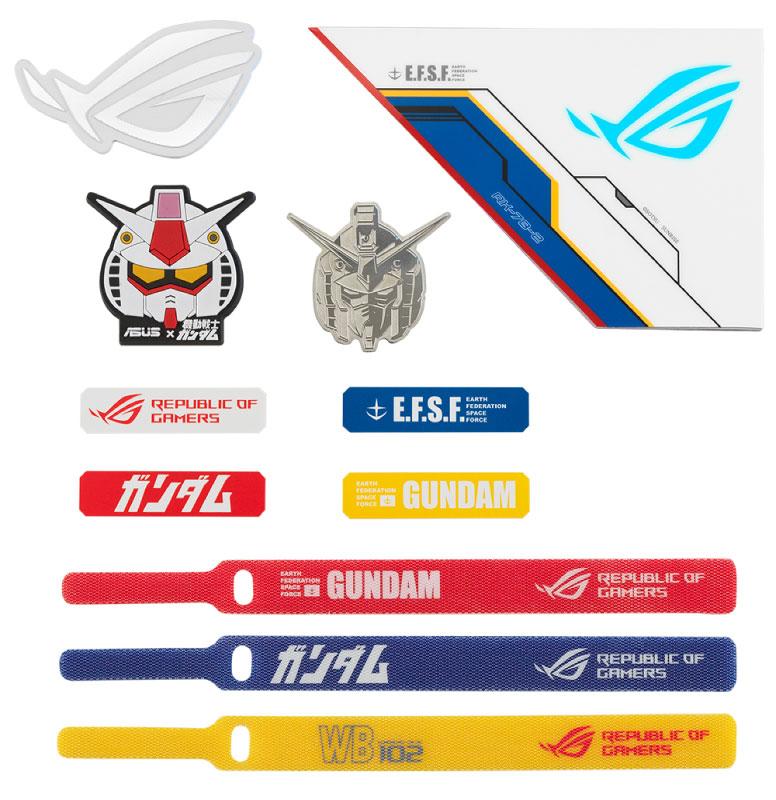 PSU Nguon May Tinh Asus Rog Strix 850W Gundam Edition 2