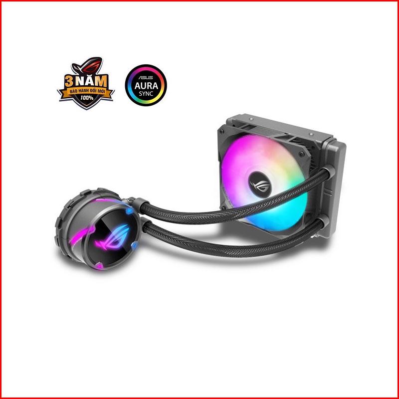Tan Nhiet Nuoc AIO Asus ROG Strix LC 120 RGB