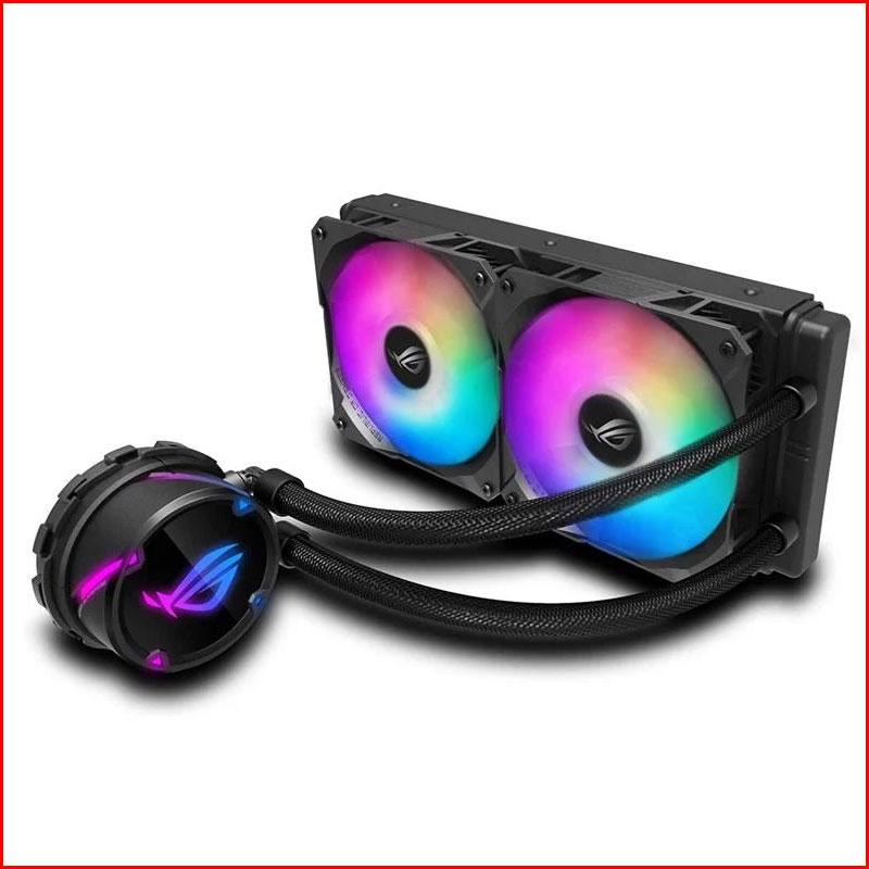 Tan Nhiet Nuoc AIO Asus ROG Strix LC 240 RGB