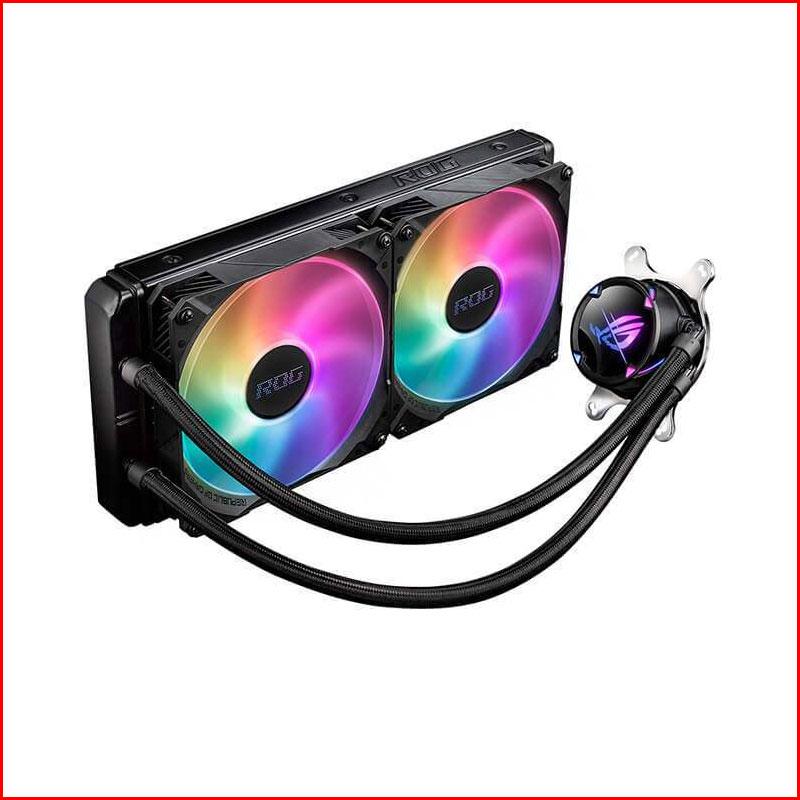 Tan Nhiet Nuoc AIO Asus ROG Strix LC II 280 RGB 1