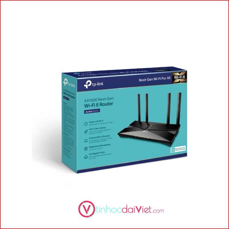 Bo Phat Wifi TP Link Archer AX10 Wifi 6 AX1500 1